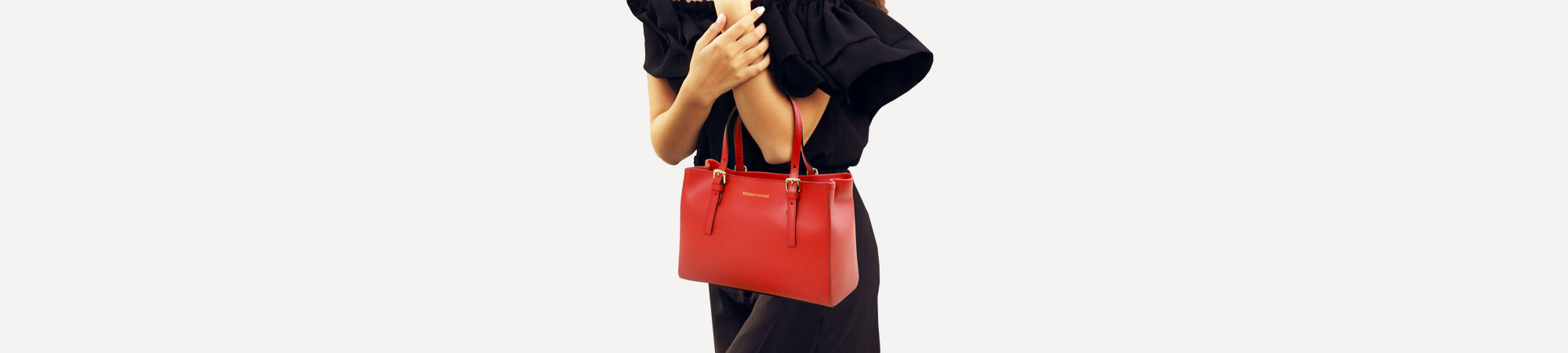 Italian Leather Handbags Buy Online at Tuscany Leather