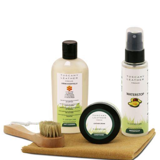 Leather care products complete set Нейтральный TL141388