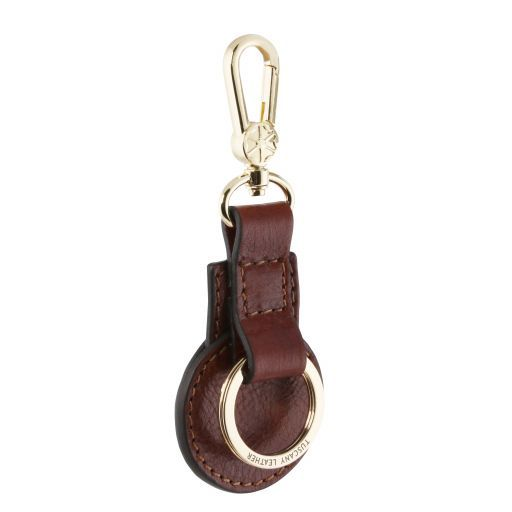 Leather key holder Brown TL141922
