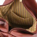 Shanghai Leather backpack Cognac TL140963