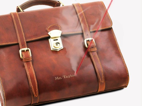 Tuscany Leather PERSONALIZED PRODUCTS