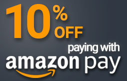 10% off paying with Amazon Pay
