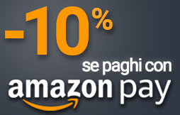 -10% se paghi con Amazon Pay