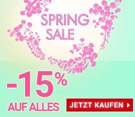 -15% AUF ALLES! TUSCANY LEATHER SPRING SALE