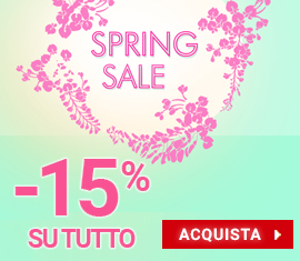 -15% SU TUTTO! TUSCANY LEATHER SPRING SALE