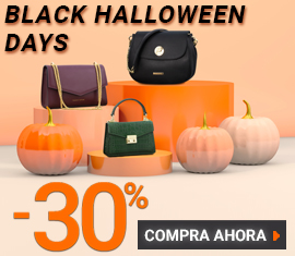 -30% EN TODO - BLACK HALLOWEEN DAYS