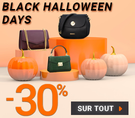 -30% SUR TOUT - BLACK HALLOWEEN DAYS