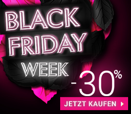 -30% AUF ALLES - BLACK FRIDAY WEEK