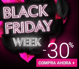 -30% EN TODO - BLACK FRIDAY WEEK