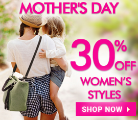 30% OFF ALL WOMEN'S STYLES