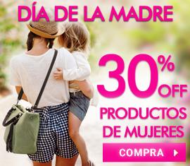 -30% EN TODOS LOS PRODUCTOS DE MUJERES