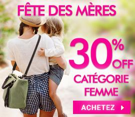 -30% SUR LES PRODUITS POUR FEMMES