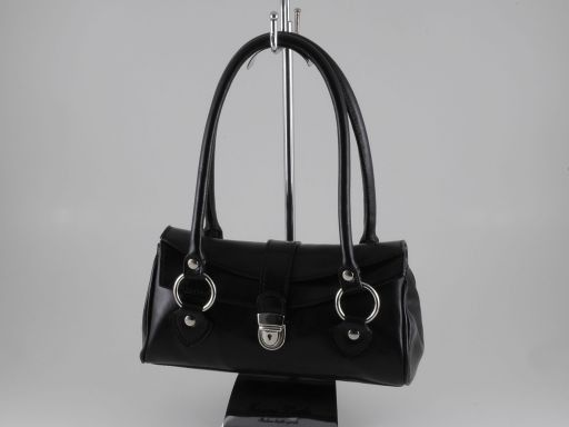 Katy Borsa in pelle Nero TL140603