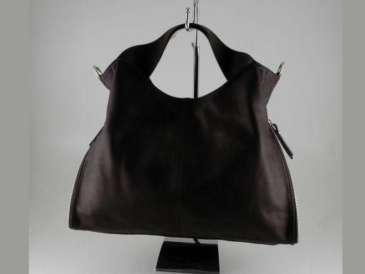 Aurora Sac en cuir pour femme Noir TL140633