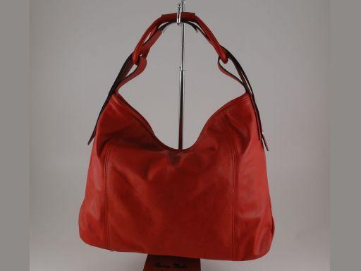 Betty Borsa in pelle da donna Rosso TL140658