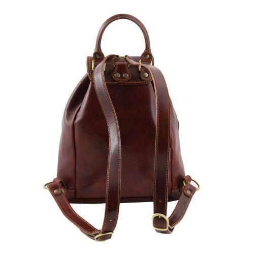 Tokyo Кожаный рюкзак Коричневый TL9035