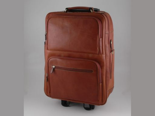Philadelphia Exclusive trolley bag Brown FC140685