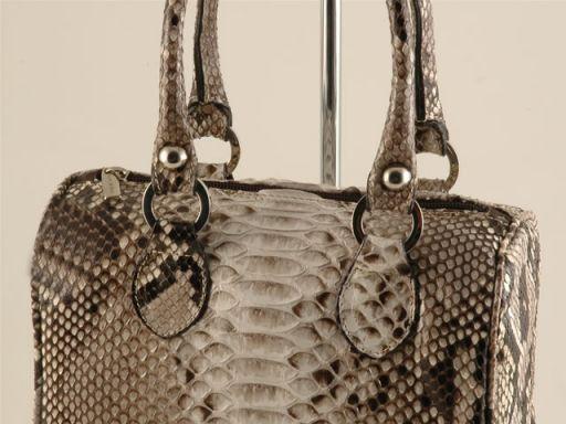 Sissy Sac pour femme en python Rock TL140530