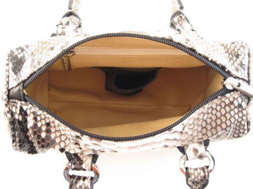Sissy Python lady bag Black TL140530