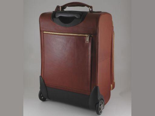 San Diego Esclusivo trolley da viaggio Marrone FC140706