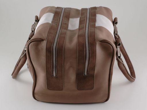 Asia Leather handbag Оранжевый TL140822