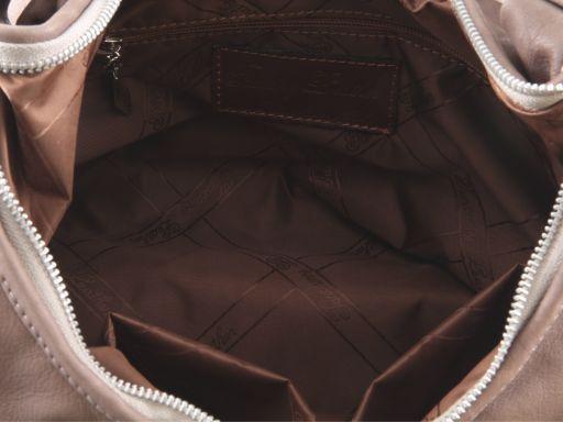 Licia Borsa in pelle da donna Cognac TL140842