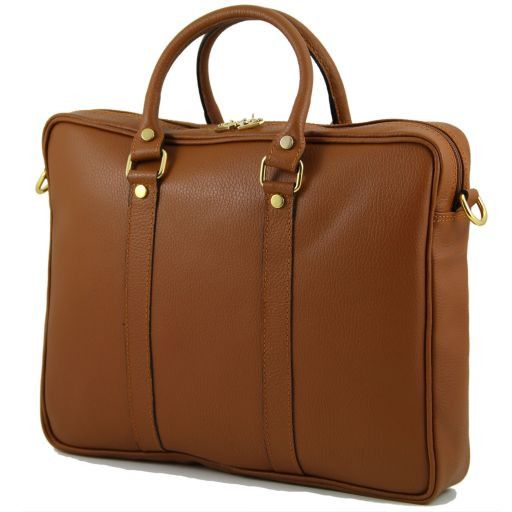 TL Bag Executive leather bag Коньяк TL141077