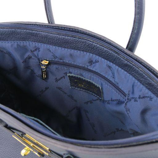 TL KeyLuck Borsa a mano media con accessori oro Turchese TL141092
