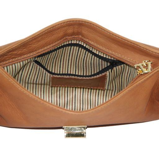 TL Bag Pochette in pelle Nero TL141109