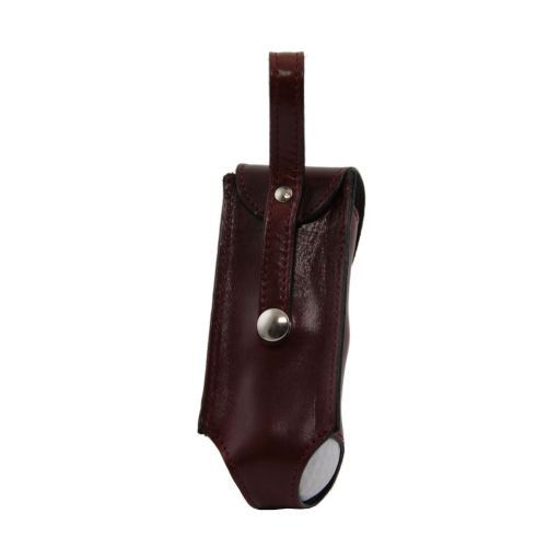 Exclusive golf balls holder 3 balls Dark Brown TL141160
