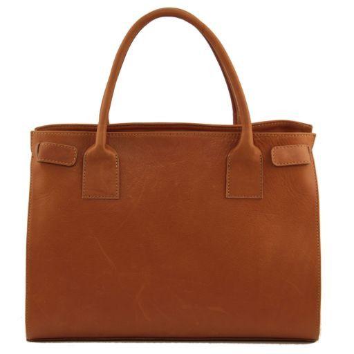 TL Bag Borsa morbida con pendente dorato Rosso TL141191