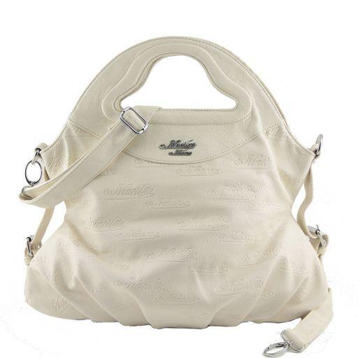 Marilyn Monroe Handbag White MM969