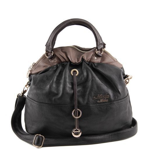 Borsa bauletto Marilyn Monroe Nero MM973