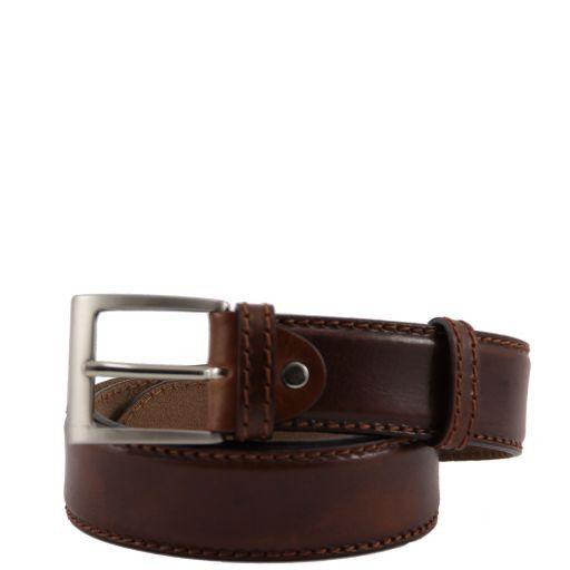 Cintura in pelle Marrone TL140994