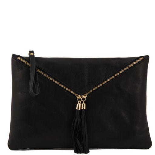 Audrey Sac à main pour femme - Grand modéle Noir TL141033
