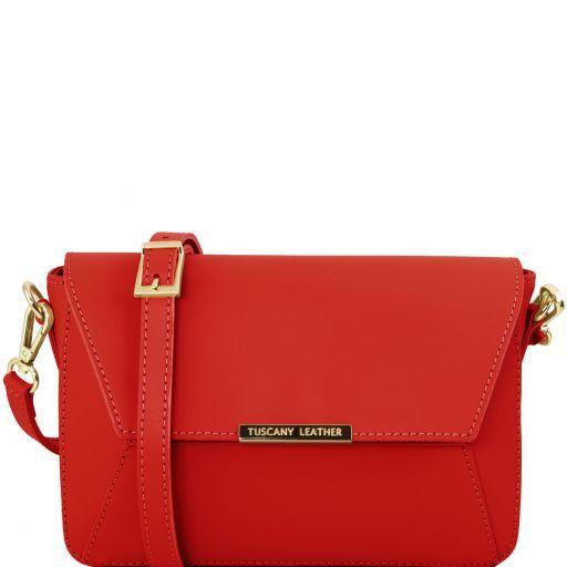 TL Bag Pochette in pelle Rosso TL141647
