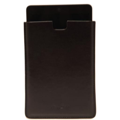 Кожаный чехол для iPad Mini Черный TL141141