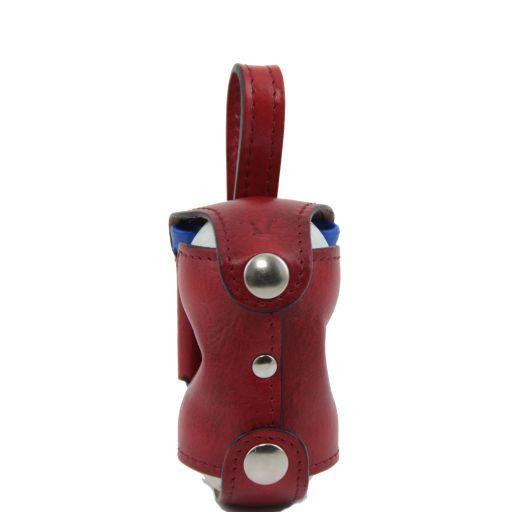 Esclusivo porta palline da golf 2 palline Rosso TL141159