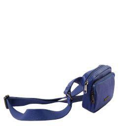 TL Bag Marsupio in pelle Blu TL141700