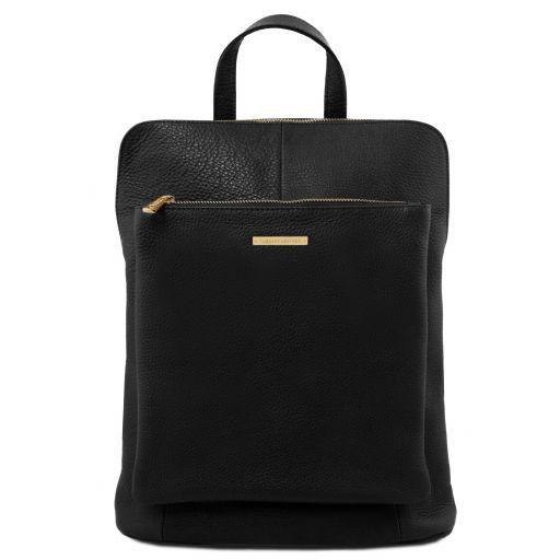 TL Bag Soft leather backpack for women Черный TL141682