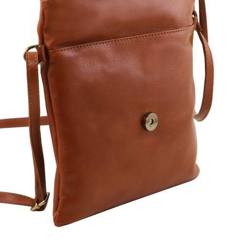 TL Young bag Shoulder bag with tassel detail Cognac TL141153