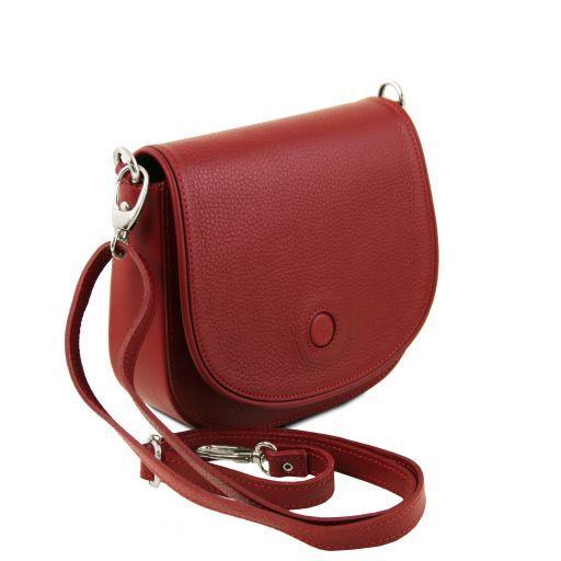 Rosa Pochette in pelle Rosso TL141726