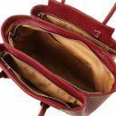 Tulipan Borsa a mano in pelle Rosso TL141727
