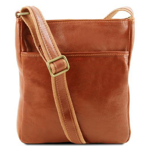 Jason Кожаная сумка через плечо Мед TL141300