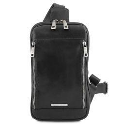 Martin Leather crossover bag Черный TL141536