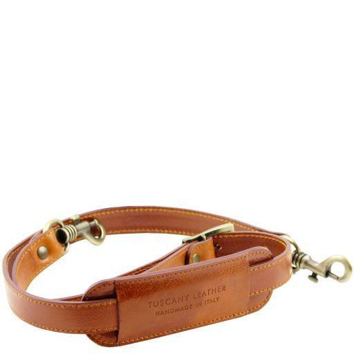 TL Voyager Adjustable leather shoulder strap Honey TL141929