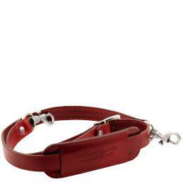 TL Voyager Bandoulière en cuir reglable Rouge TL141929