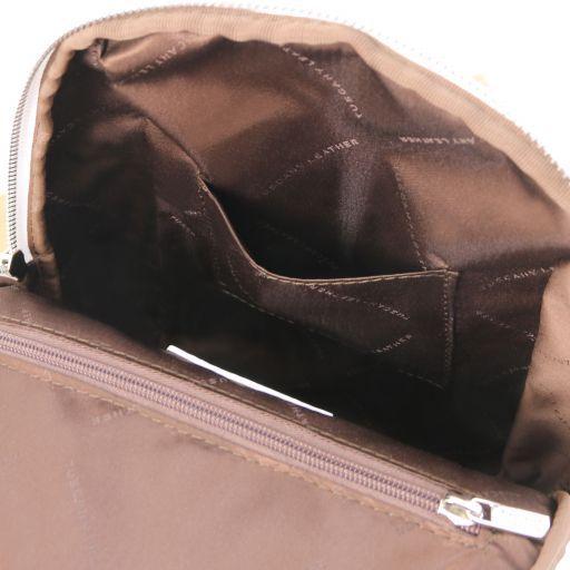 TL Bag Soft leather backpack Белый TL141905