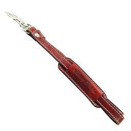 Регулируемый кожаный ремень на плечо для портфелей Красный SP141029