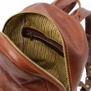 Sydney Leather backpack Коричневый TL141979